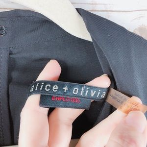 Alice + Olivia Dresses - Alice & Olivia Employed collared sleeveless career